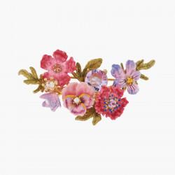 Broches Broche Bouquet Fleurs D'hiver Et Pierre Taillée130,00€ AKMP501/1Les Néréides