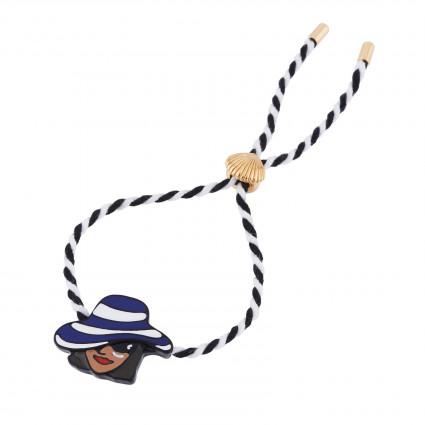 Bracelets Bracelet Cordon À L'ombre Sous Mon Chapeau