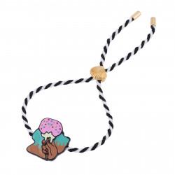 Bracelets Bracelet Cordon Cornet De Glace