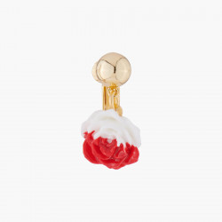 Boucles D'oreilles Boucle D'oreille Clip Fleur Bicolore29,00€ AKCH109C/1N2 by Les Néréides