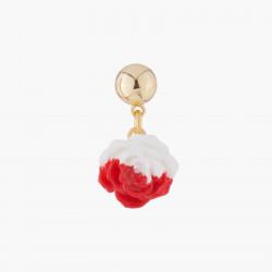 Boucles D'oreilles Boucle D'oreille Tige Fleur Bicolore29,00€ AKCH109T/1N2 by Les Néréides