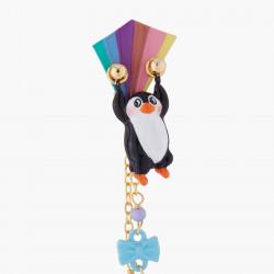 Boucles D'oreilles Boucles D'oreilles Clips Pingouin Et Cerf-volant80,00€ AKTE104C/1N2 by Les Néréides