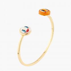 Bracelets Bracelet Jonc Soleil Rieur Et Lune Coquette