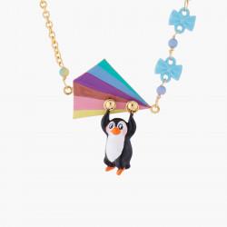 Collar Fino Pingüino Volador
