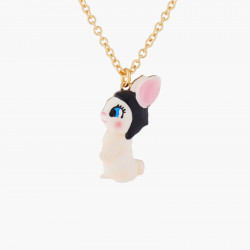 Colliers Collier Pendentif Lapin Voyageur