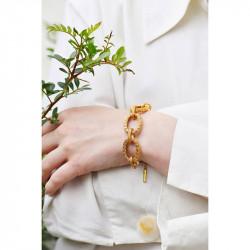 Bracelets Fins Bracelet À Chaînes Anneaux De Flore Marine150,00€ AKTT201/1Les Néréides