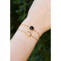 Bracelets Fins Bracelet Fin À Chaîne Quartz Rose70,00€ AKBC211/1Les Néréides