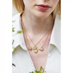 Colliers Fins Collier Pendentif Cœur Et Quartz Rose130,00€ AKBC301/1Les Néréides