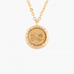 Infinty Pendant Necklace