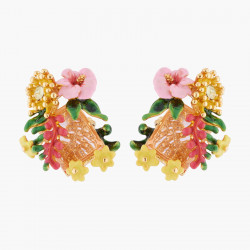 Kangaroo Paw Clip-on Earrings