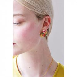 Boucles D'oreilles Tiges Boucles D'oreilles Tiges Pattes De Kangourou130,00€ AKEP102T/1Les Néréides