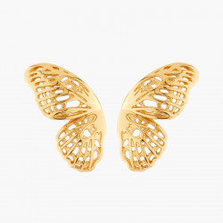 Butterfly Wings Stud Earrings