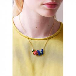 Colliers Pendentifs Collier Pendentif Papillon Ulysse Et Fleurs D'australie130,00€ AKEP305/1Les Néréides