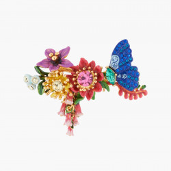 Australian Flowers Brooch