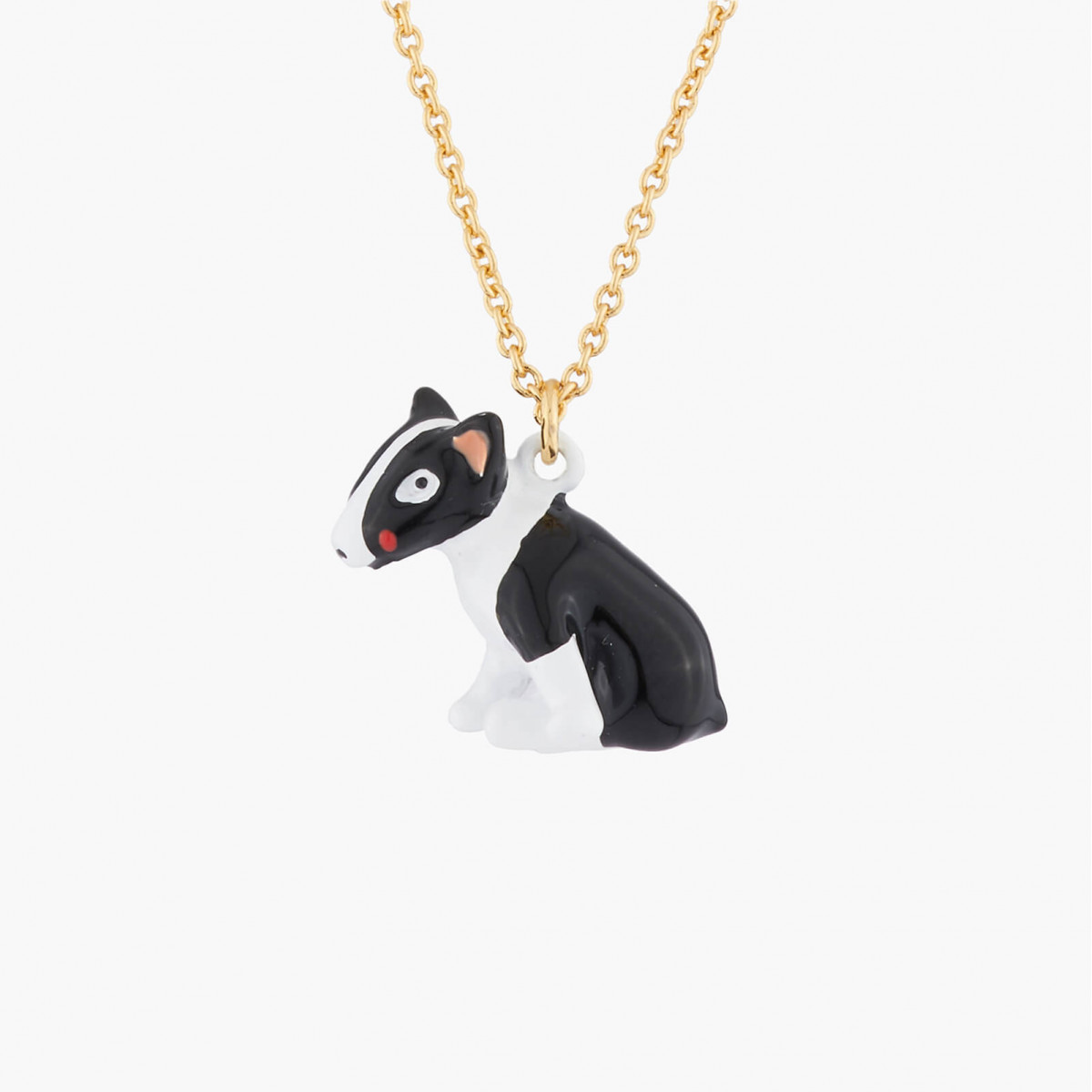 Colliers Collier Pendentif Bull Terrier55,00 € AKNA301/1N2 by Les Néréides