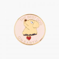 Accessoires Pin's Le Meilleur Chien De La Terre35,00€ AKNA503/1N2 by Les Néréides