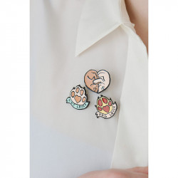 Accessoires Pin's Dog Lover