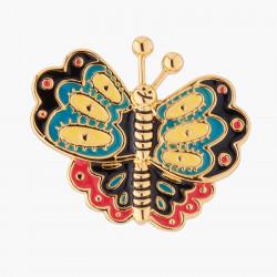 Boucles D'oreilles Boucles D'oreilles Clip Papillon Multicolore70,00€ AKRB105C/1N2 by Les Néréides