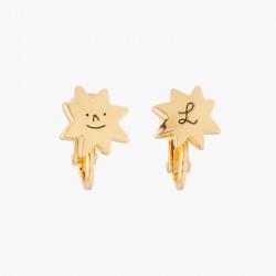 Boucles D'oreilles Boucles D'oreilles Clip Love Étoile20,00€ AKRB107C/1N2 by Les Néréides