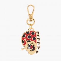 Merry Ladybug Key Ring