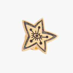 Eye And Star Pin