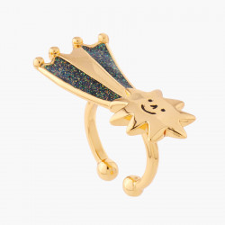 Shooting Star Adjustable Ring