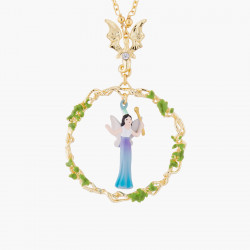 Good Fairy Pendant Necklace