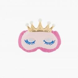 Bagues Originales Bague Ajustable Masque Belle Endormie40,00€ AKSB601/1N2 by Les Néréides