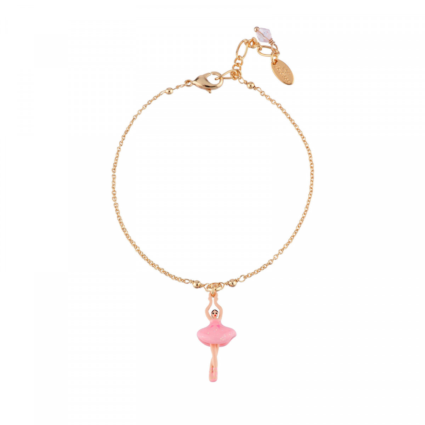 Bracelets Fins Bracelet Mini Ballerine En Tutu Rose50,00€ AFMDD201/2Les Néréides