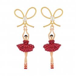Pendientes Nodo Y Bailarina...