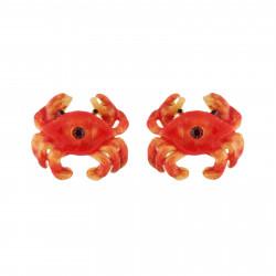 Boucles D'oreilles Tiges Boucles D'oreilles Petit Crabe