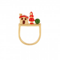 Ring Little Red Riding Hood...