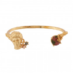 Bangle With Greek Statue...
