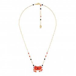 Small Crab Necklace