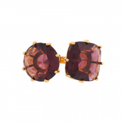 """you And I"" Ring Plum Stones"