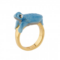 Small Turtle Ring