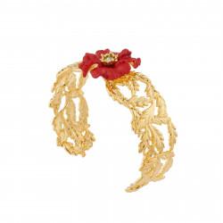 Bracelets Jonc Bracelet Manchette Coquelicot160,00€ AJCO201/1Les Néréides