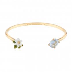 Bracelets Jonc Bracelet Jonc Cosmos Et Cristal Taillé110,00€ AJED204/1Les Néréides