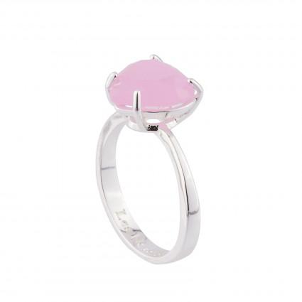 Bague Solitaire Bague La Diamantine Pierre Coeur Rose50,00€ AJLD617/2Les Néréides