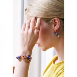 Four-leaf-clover earrings