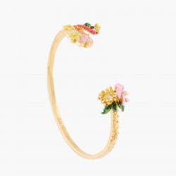 Bracelets Jonc Bracelet Jonc Rose Du Desert De Sturt Et Verre Taillé120,00€ AKEP203/1Les Néréides