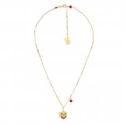 Secret Heart Paris Necklace