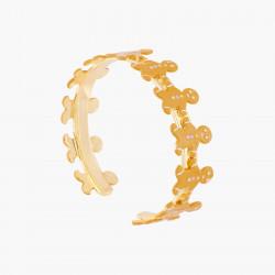 Bracelets Bracelet Jonc Petit Bonhomme En Pain D'épices75,00€ ALHG203/1N2 by Les Néréides