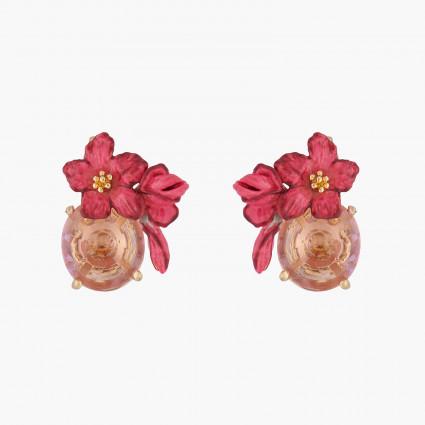 Boucles D'oreilles Dormeuses Boucles D'oreilles Dormeuses Fleur De Laurier90,00€ ALPE103D/1Les Néréides