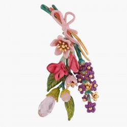 Boucles D'oreilles Pendantes Boucles D'oreilles Tiges Bouquet Paufums D'été280,00€ ALPE107T/1Les Néréides