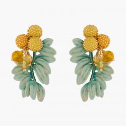 Boucles D'oreilles Pendantes Boucles D'oreilles Tiges Fleurs De Mimosa160,00€ ALPE108T/1Les Néréides