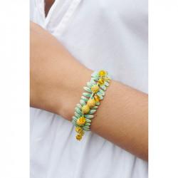 Bracelets Jonc Bracelet Jonc Fleurs De Mimosa250,00€ ALPE202/1Les Néréides