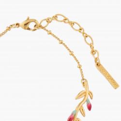 Bracelets Fins Bracelet Fin Fleurs Et Boutons De Lauriers Roses95,00€ ALPE203/1Les Néréides