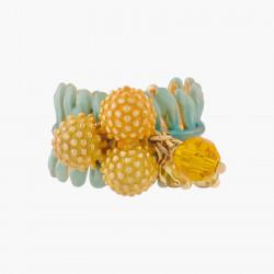 Bagues Ajustables Bague Ajustable Fleur De Mimosa140,00€ ALPE601/1Les Néréides