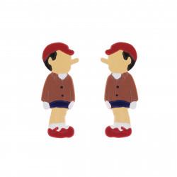 Pendientes Pinocchio